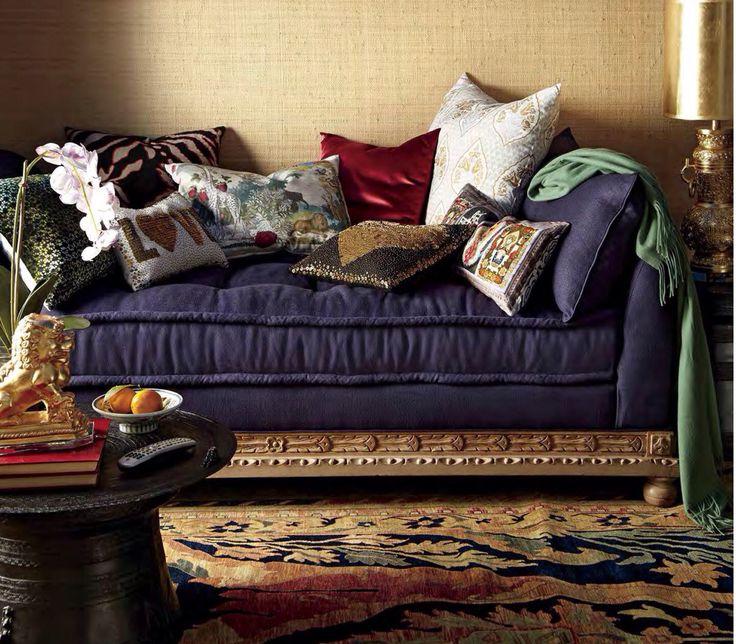 260 Best Bohemian Sofas Images On Pinterest Bohemian