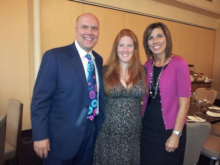Here is me with #Scentsy ceo and president Orville and Heidi Thompson http://www.wickfreecandles.net/