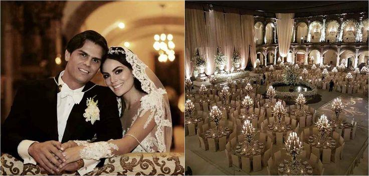 Ximena Navarrete publica en Instagram fotos de su boda | Clase