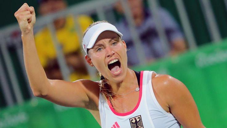 Beste Tennis-Damen seit 194: Kerber und Siegemund machen's wie Graf