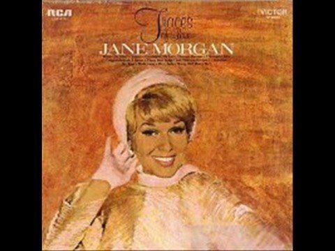 Jane Morgan - April In Portugal  (with lyrics)