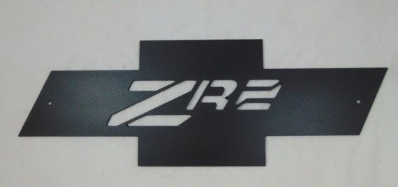 Custom Chevrolet S10 ZR2 Metal Sign Custom by HazelnutHillbySherri