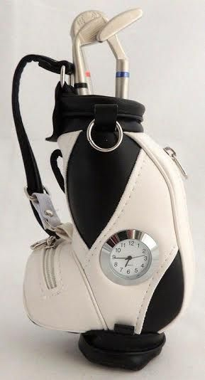 GP Golf Buggy & Clock - Black/White Buy Now Price: $56.00