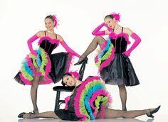 Can Can Cecchetti Ballet III-VI Photo Courtesy Art Stone Costumes