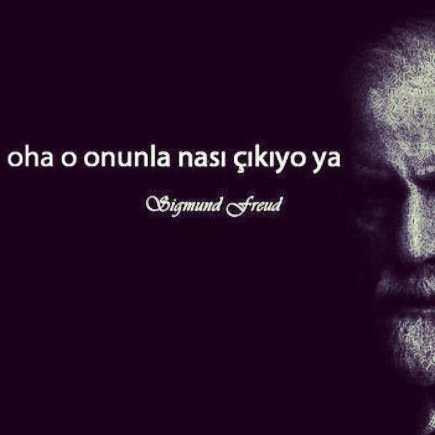#Sigmund #Freud #oha #nasıl #çıkıyo #olamaz #dediadam #yazar #şiirsokakta #kitap #oku #duvar #sokakta #şiir #kitaplar #takip #yalnızlık # #aşk #bilgi #Love #sinema #twitter #moda #sev #followme #film #roman #hayat #edebiyat #fotoğraf www.dediadam.com