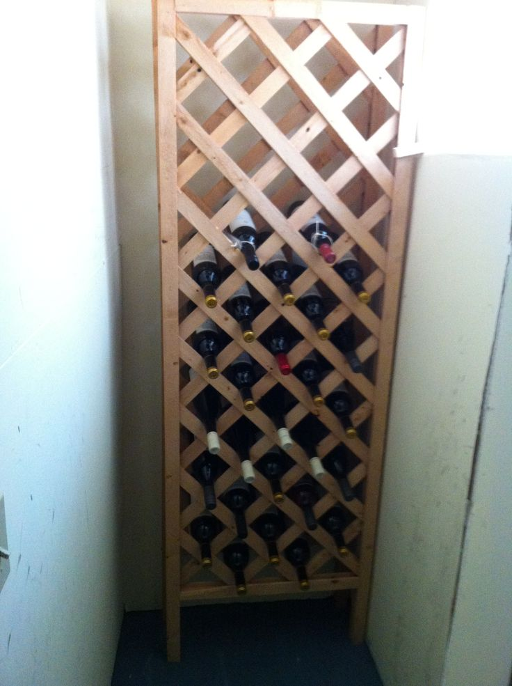 25 Best Ideas About Diy Wine Racks On Pinterest Kitchen Wine Rack Diy Wine Rack And Pallet