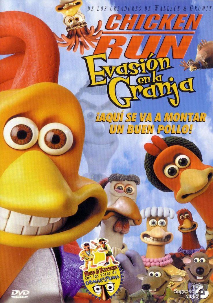 Chicken Run: Evasión en la granja (2000) - Ver Películas Online Gratis - Ver Chicken Run: Evasión en la granja Online Gratis #ChickenRunEvasiónEnLaGranja - http://mwfo.pro/1814886