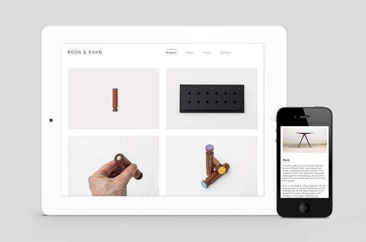 Webdesign roonrahn.com