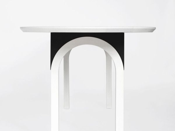 the Arch Dining Table