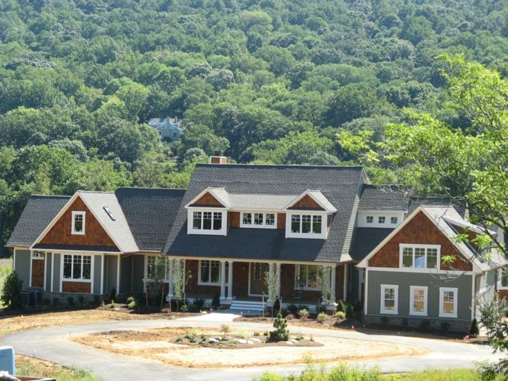 craftsman ranch homes | ... COUNTY VA NEW HOMES - LOVETTSVILLE REAL ESTATE, NEW HOMES WITH ACREAGE