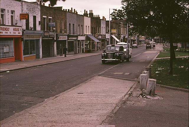 A Whole New You: Clarence Road, Hackney 1984