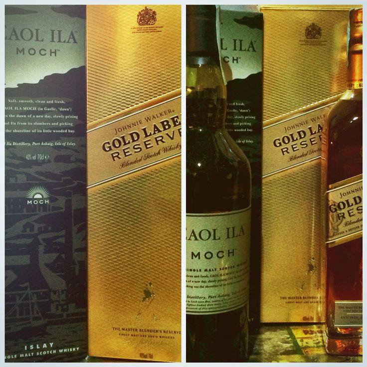 Caol Ila Moch - Johnnie Walker Gold