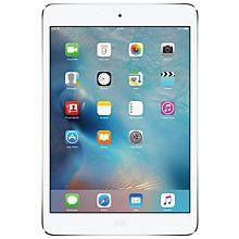 iPad mini 2, 32 GB Wi-Fi (sølv)