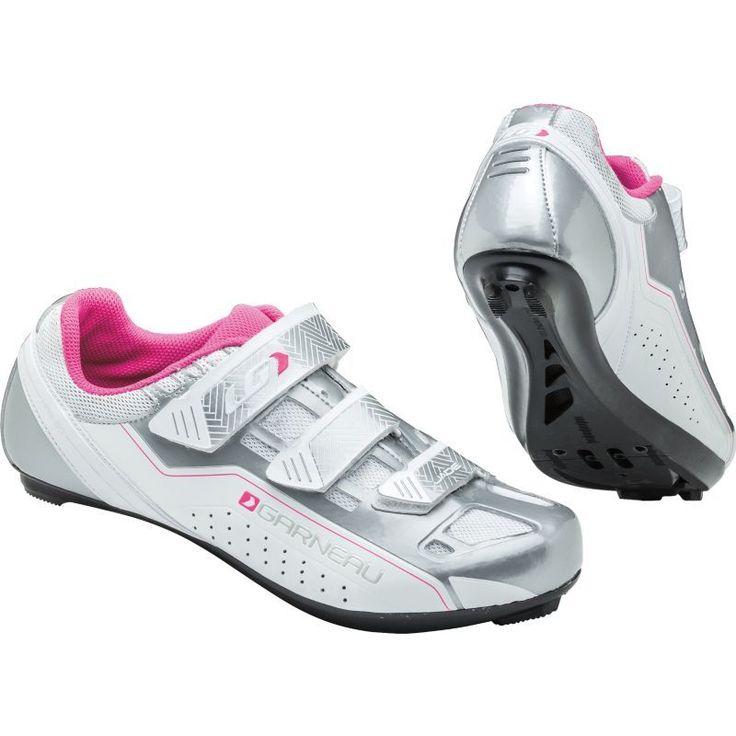 Louis Garneau Women's Jade Cycling Shoes, Size: 43, Drizzle