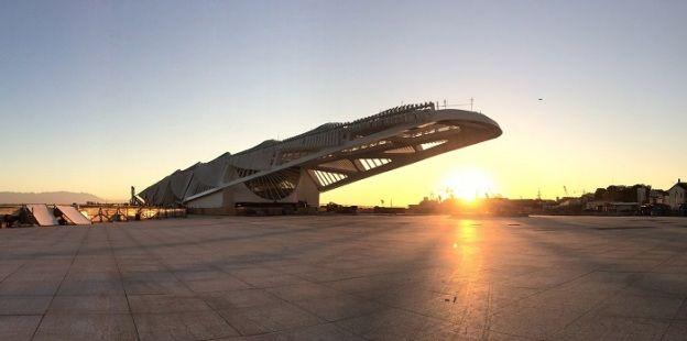 Museu do Amanhã, Rio de Janeiro, RJ.