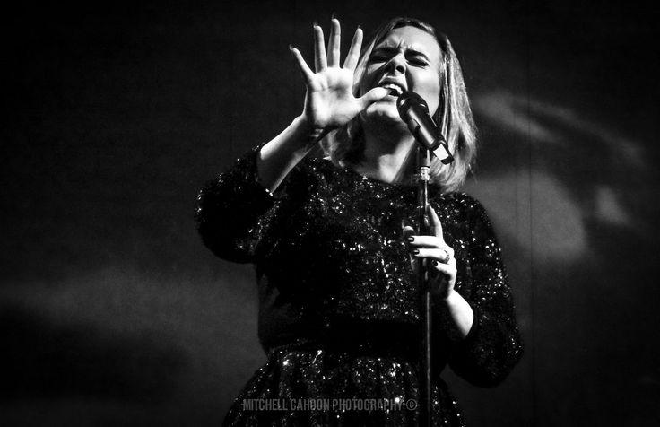 #MitchellCahoonPhotography #Adele #Belfast #AdeleLive2016 February 29, 2016