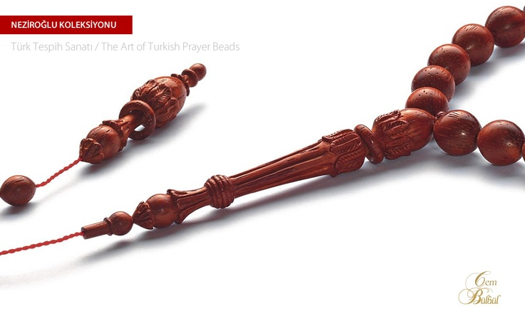 Türk Tespih Sanatı / The Art of Turkish Prayer Beads http://www.turktespihsanati.com/en