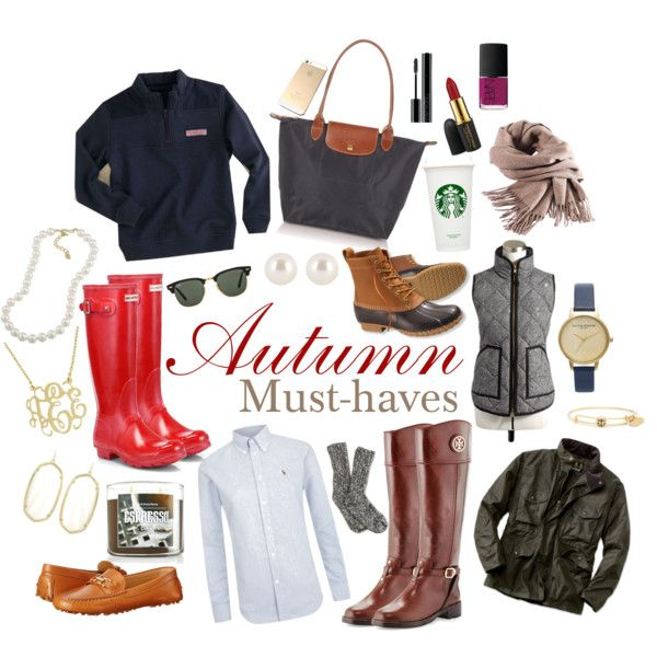"""Autumn Must-Haves"" by preppybylindy on Polyvore"