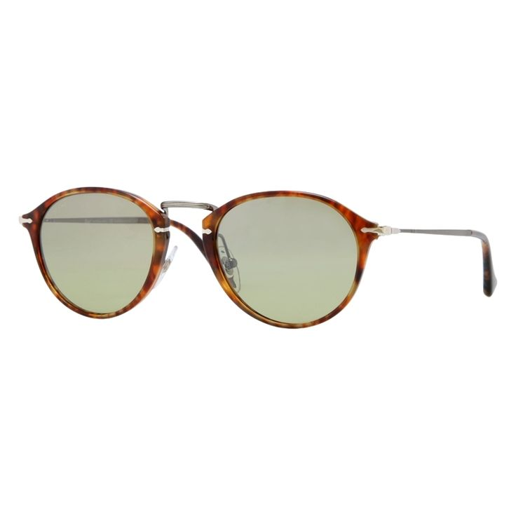 374526a2bf9 Discover the Persol Reflex Edition - with lenses Crystal polar brown  internal anti-glare treatement and frame Havana in Acetate Metal.
