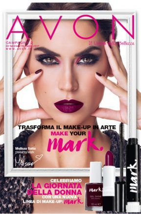 Avon Mark la nuova linea Make-up!