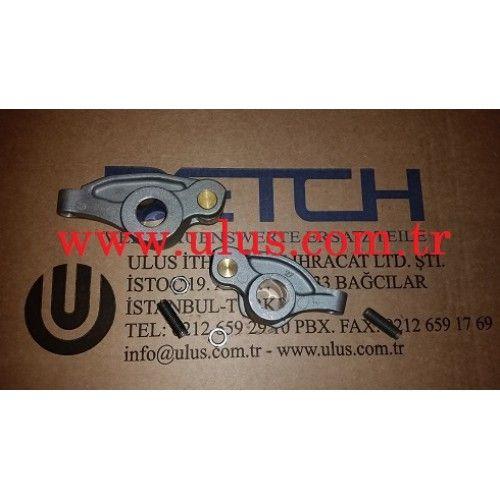 897306421351 Valve rocker Exhaust Isuzu 4HK1 Eksoz supap horozu