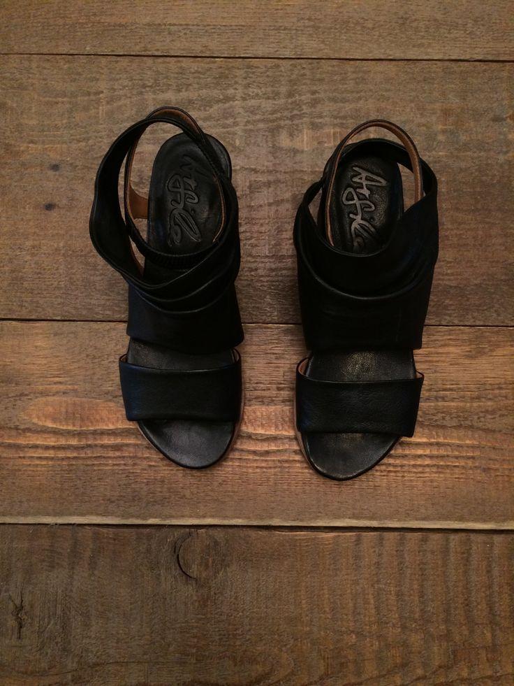 • Argila Sandal • Pure soft leather woman sandal - handmade in Spain