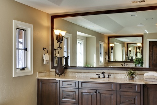 80 best curb appeal images on pinterest curb appeal for Bathroom staging ideas