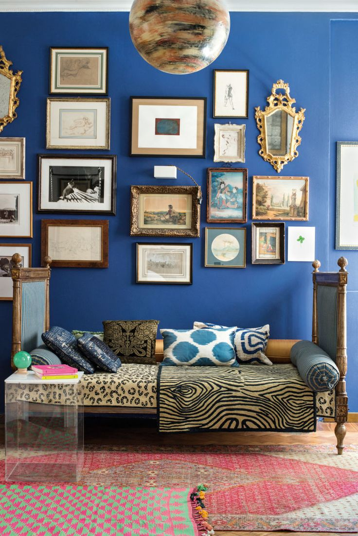 76 best colour inspiration images on Pinterest | Home ideas, Wall ...