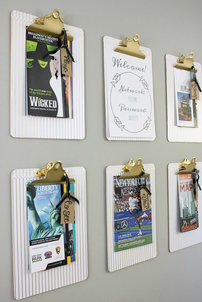 Top Best Clipboard Wall Ideas On Pinterest Cheap Office