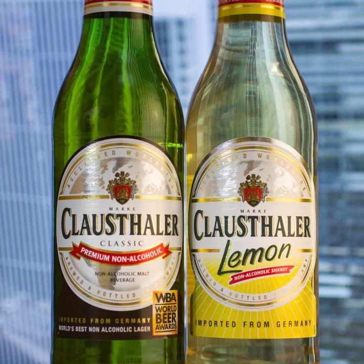 Este viernes es ideal para ponerse al día con amigos ¡Disfruta unas Clausthaler frías!