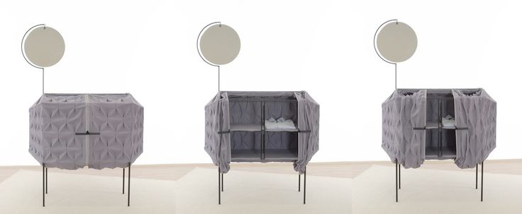 London, violet cabinet by Meike Harde - http://www.archipanic.com/unconventional-cabinets/