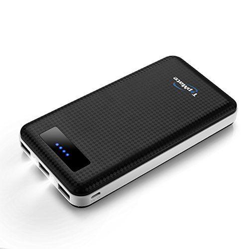 Presupuesto: Color: negro, blanco Tipo incluido:el plastico Número de interfaz USB: multi-puerto Las luces LED: SÍ Tipo de batería: Li Tamaño: 157 (L) x 83 (W) x 23 (H) mm Voltaje de entrada: 5V DC Voltaje de salida: 5 V DC Corriente de entrada: 2,1 (max) Corriente de salida: 1A USB1, USB2 2.1A, 2.1A USB3 Peso del producto: 430 gramos Capacidad de la batería: 20000mAh  compatible: – IPad de, mini iPad, aire iPad, iPhone 6 más 5S 5C 5 4 4S (no incluye cable iphone)