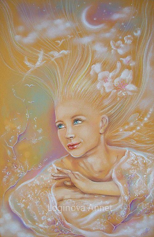 """Conte Moonlight"" par Annette Loginova"