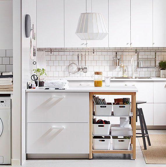 153 beste afbeeldingen over IKEA KITCHEN op Pinterest  Grijs, Kasten