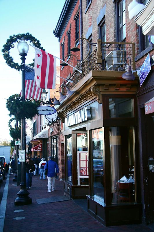 I heart Georgetown, Washington DC