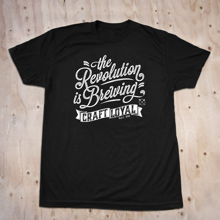 The Craft Loyalist Pack with our Craft Beer Slogan T-Shirt is the signature style for Craft Loyal brand craft beer apparel and proper glassware.