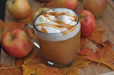 Caramel Apple Spice Recipe Like Starbucks | Divas Can Cook