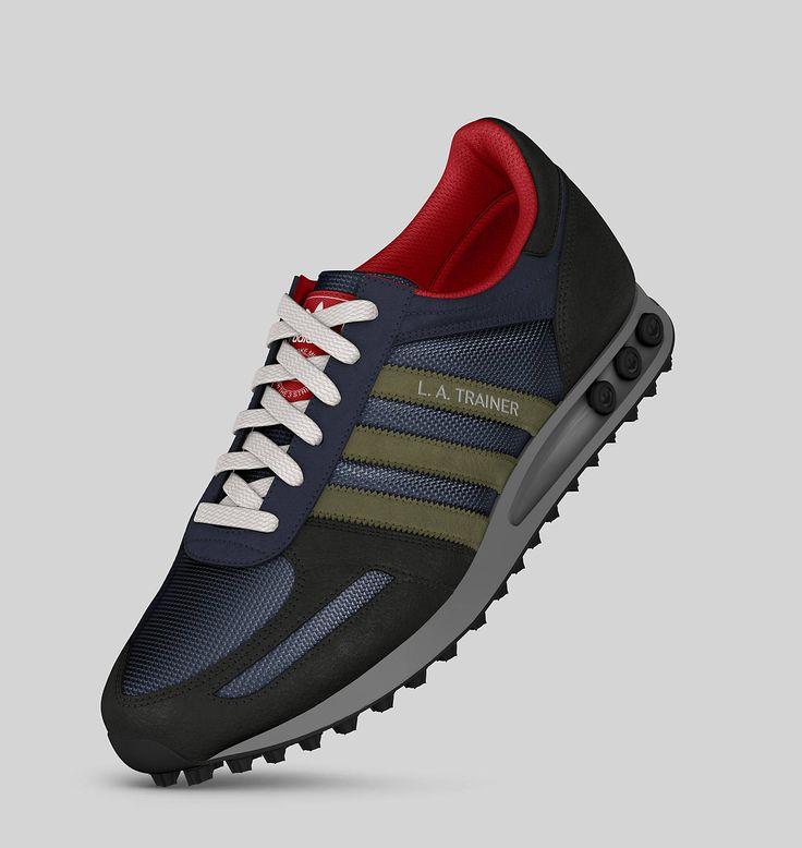 mi LA Trainer Classic / adidas - Mach dein eigenes Design -