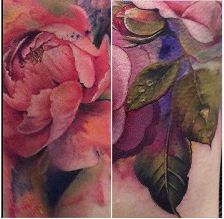 Sam Ford tattoos