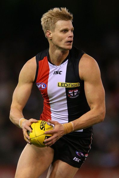 Nick Riewoldt - AFL Rd 11 - St Kilda v West Coast