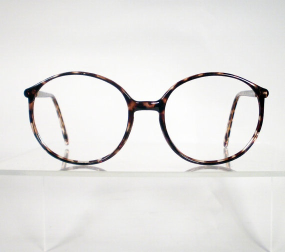 Trendy Round Glasses