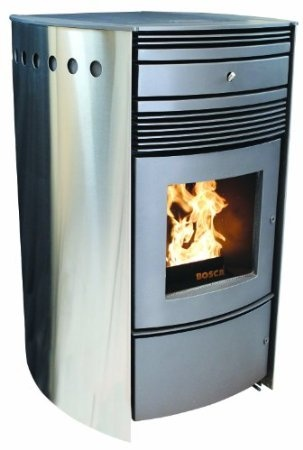 17 best pellet kamin images on pinterest fire places for Whole house heating systems