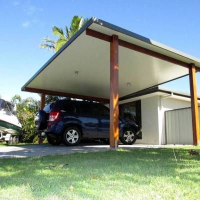 17 best images about carport on pinterest vehicles for Modern car ports