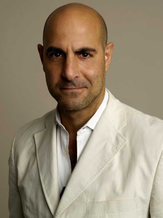 Stanley Tucci- One of My favorite male actors. I swear every single role he does I always end up LOVING the movie. So amazing!
