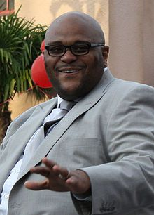 Ruben Studdard, pop/r singer, American Idol winner, and graduate of Alabama A University