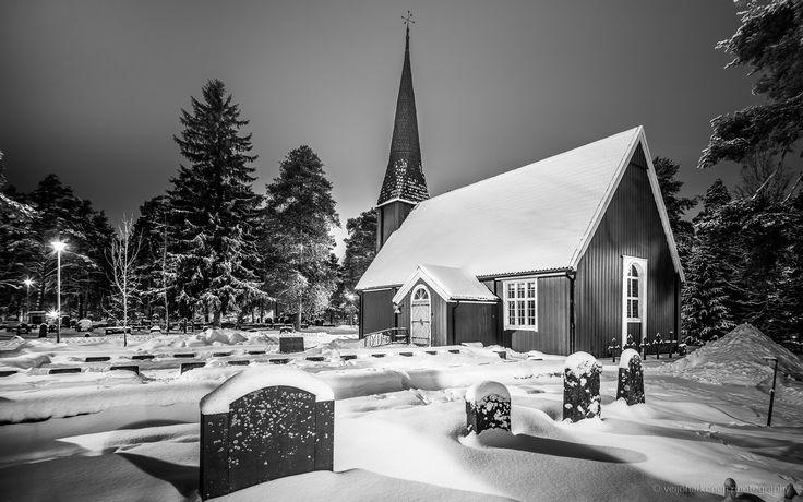 Kempele Old Church