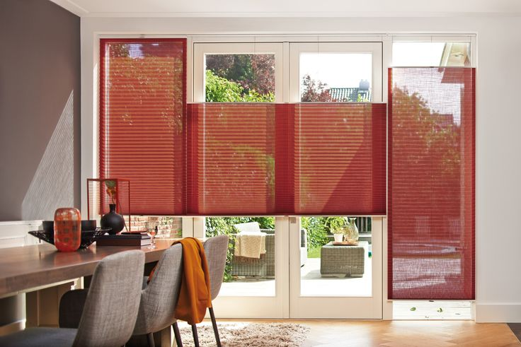 Duette blinds from Apollo Blinds