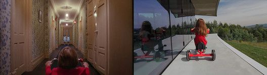 """This Video of Spaceworkers' Casa Cabo de Vila Was Inspired by """"The Shining"""""""