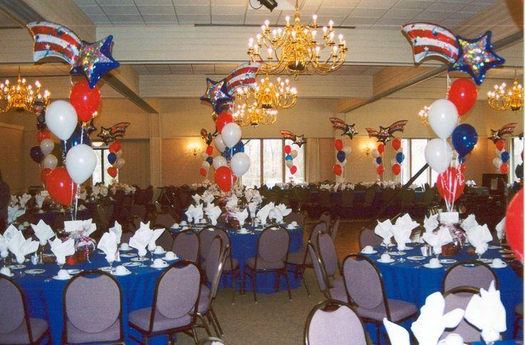 Impressive Eagle Scout Ceremony Decorations #3 Eagle Scout Ceremony Centerpiece Ideas