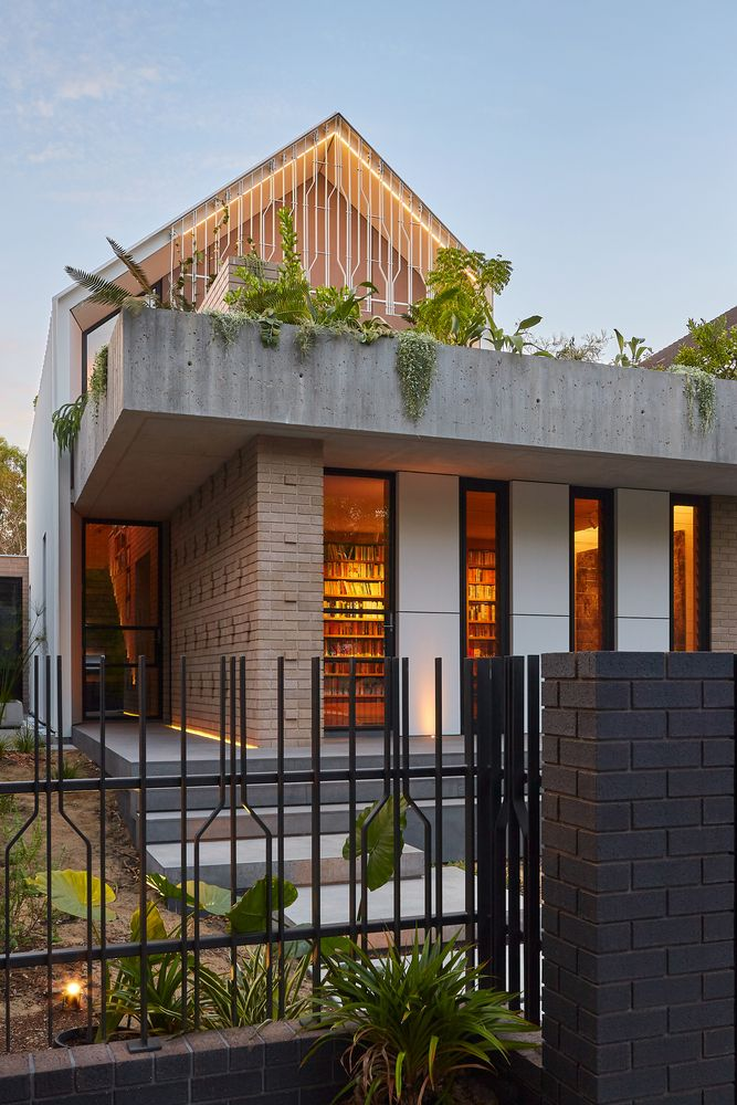 Gallery Of Rzb House Carrier And Postmus Architects 7 Architect Architecture Architecture Design